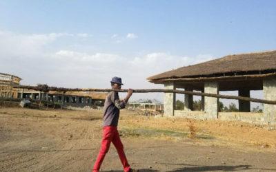 Harlem's Robert Pair Brings The World Of Harlem To Addis Ababa, Ethiopia