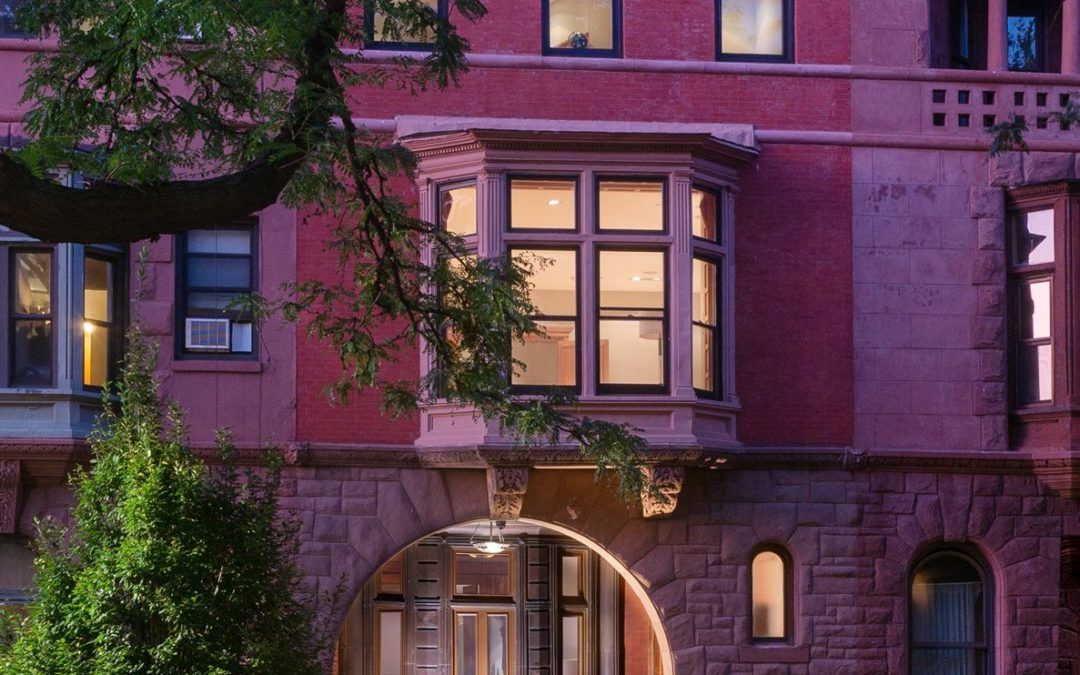 Harlem Lofts Sets Another Record For A Romanesque Revival Townhouse Sale In Harlem